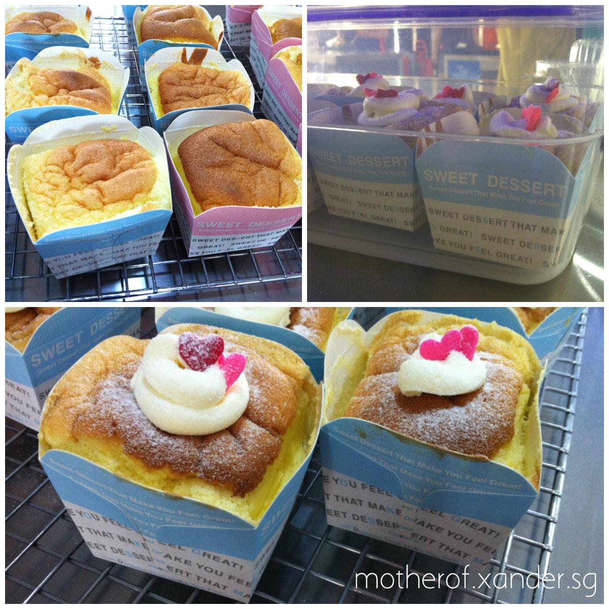 Hokkaido Chiffon Cake_Collage 4