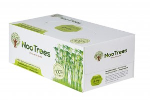 NooTrees Eco-Luxe© Facial Tissues 1