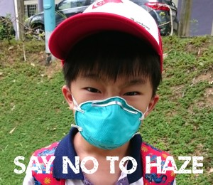 say no to haze